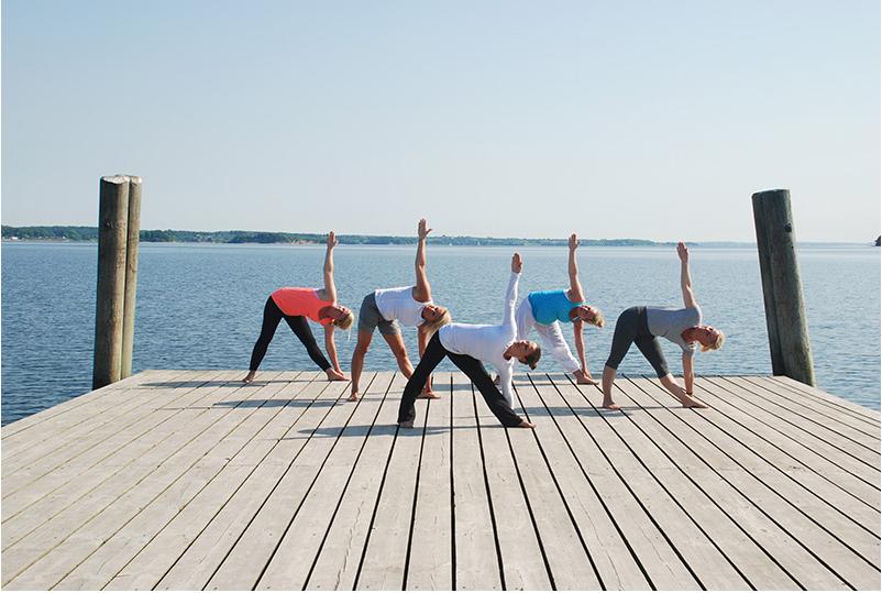 sich frei bewegen | Yoga Dehnung