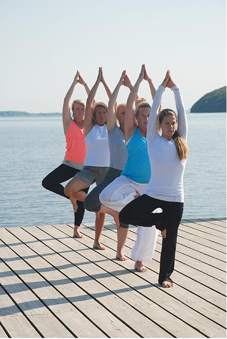 sich frei bewegen | Yoga Baum