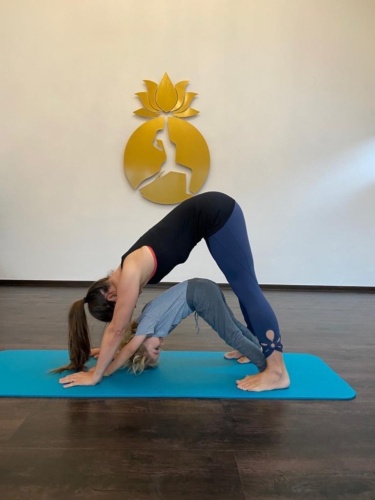 Yoga mit Kind Susanne Usko